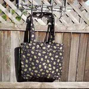 2c4e24fce34bf Handbags - Sugar Skull Tote/ Black Tote Bag/Skull Tote
